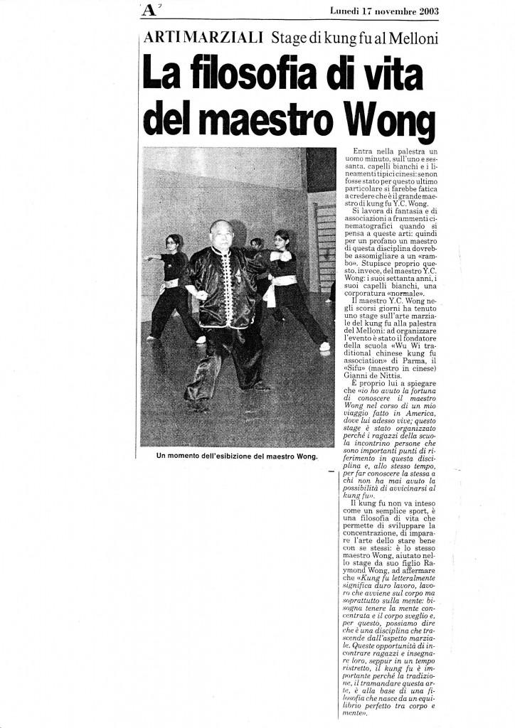 17112003-Maestro Wong