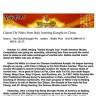 De Nittis dall'Italia per imparare il Kung Fu in Cina