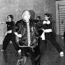 Lo stage di kung fu del 2003 al Melloni di Parma con il Maestro Wong