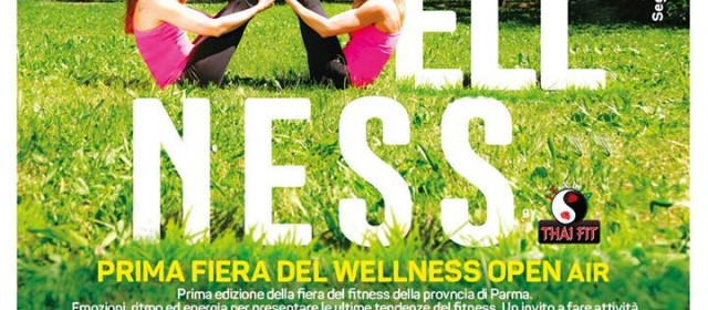 La DE NITTIS KUNG FU all'evento Parma Wellness