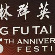 KUNG FU TAI CHI 25° ANNIVERSARY FESTIVAL