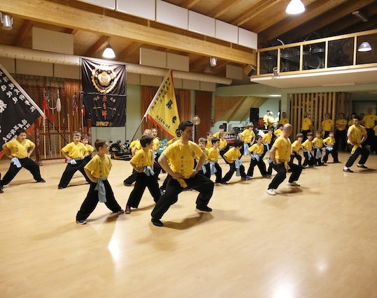 Kung fu Bambini e Ragazzi